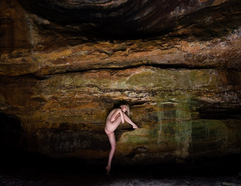 Ancient Dialogues III Artistic Nude Photo by Photographer Mike Stacey