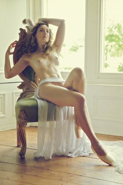 And the Light Cascaded Down Her Body Artistic Nude Photo by Photographer MaxOperandi