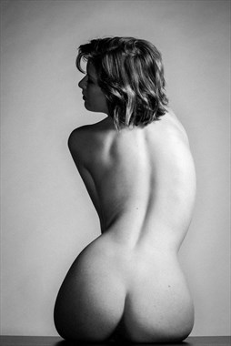 Andrew Balfour Artistic Nude Photo by Model Sienna Hayes