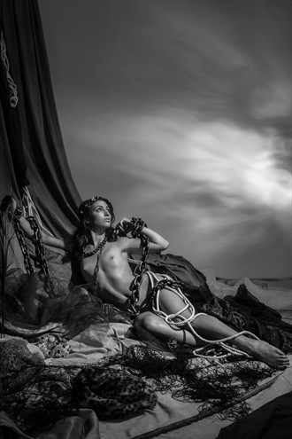 Andromeda Artistic Nude Photo by Photographer GreenEye