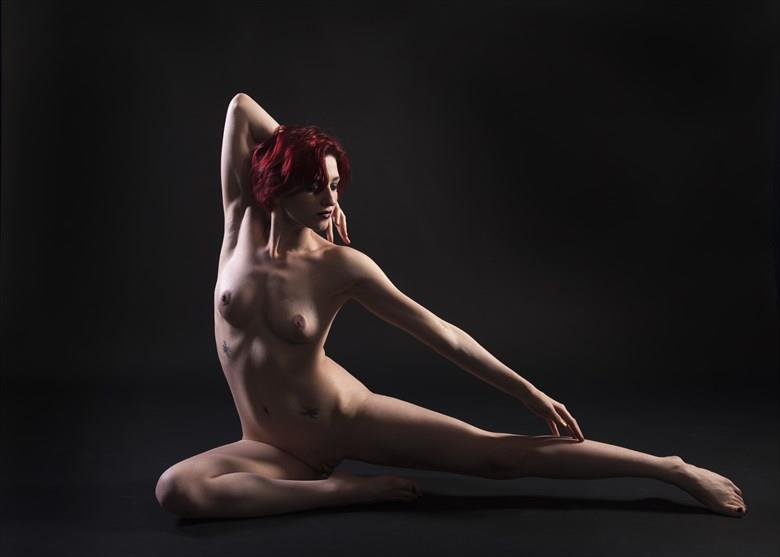 Andy Artistic Nude Photo by Photographer Tommy 2's