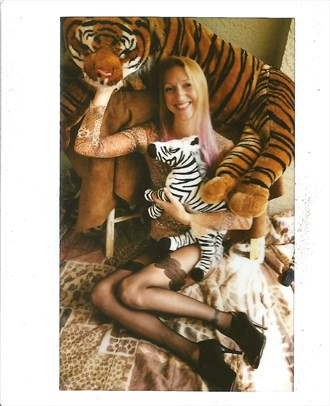 Tiger Girl Natural Light Photo by Photographer Stephen Neil Gill
