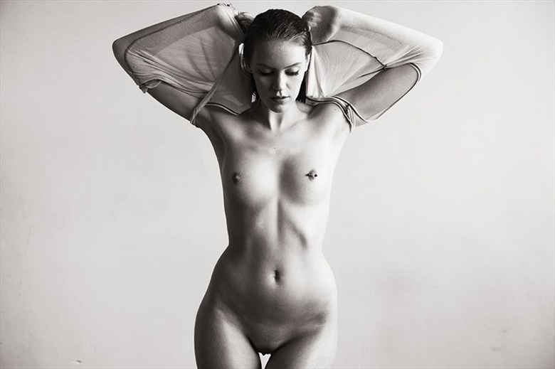 Angel Artistic Nude Photo by Model Rubia Stri