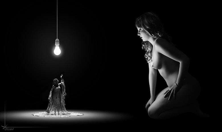 Angel Fantasy Photo by Photographer Kestrel