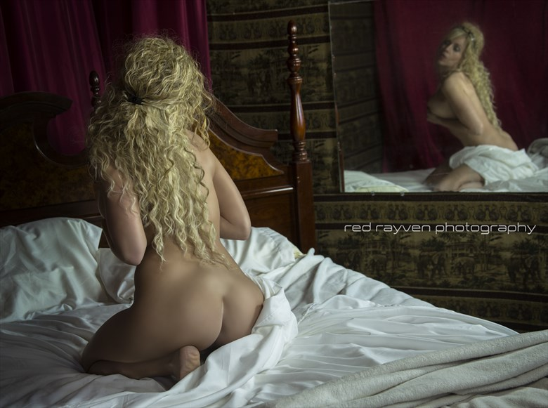 Angela Artistic Nude Photo by Photographer Red Rayven