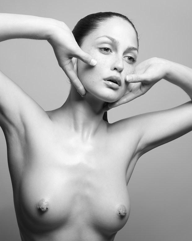 Angela Artistic Nude Photo by Photographer Sylvie B