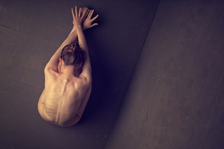 Angle Artistic Nude Photo by Model MelissaAnn