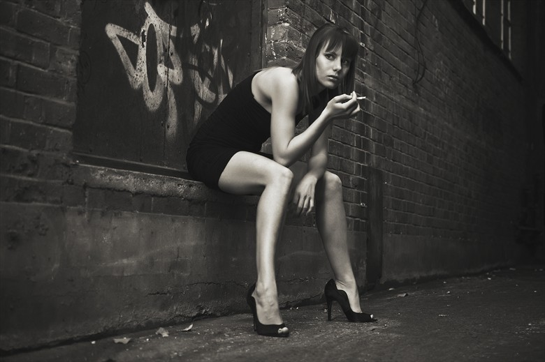 Angry and waiting Fashion Photo by Photographer Starglider