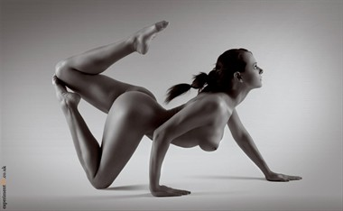 Angulus Artistic Nude Photo by Photographer Terry King
