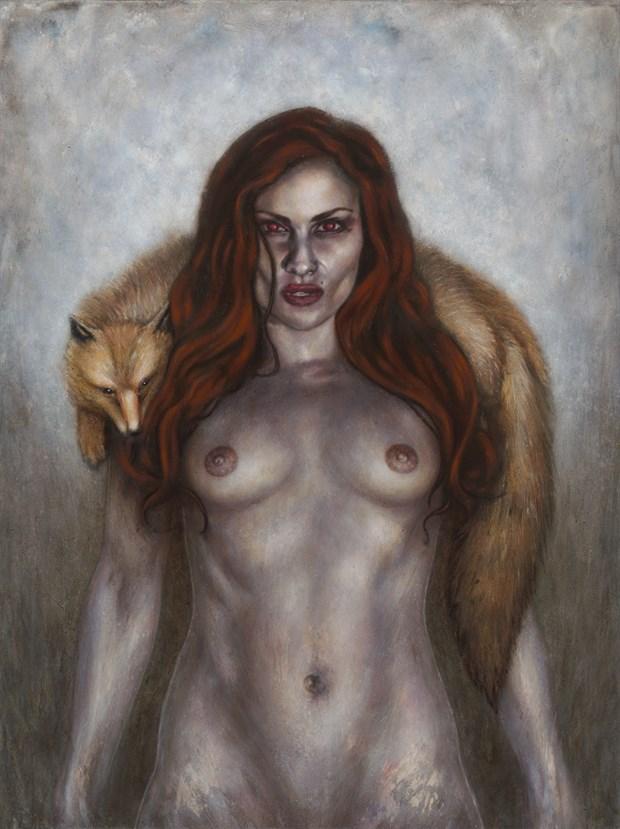 Animal Erotic Artwork by Artist Divine Mania