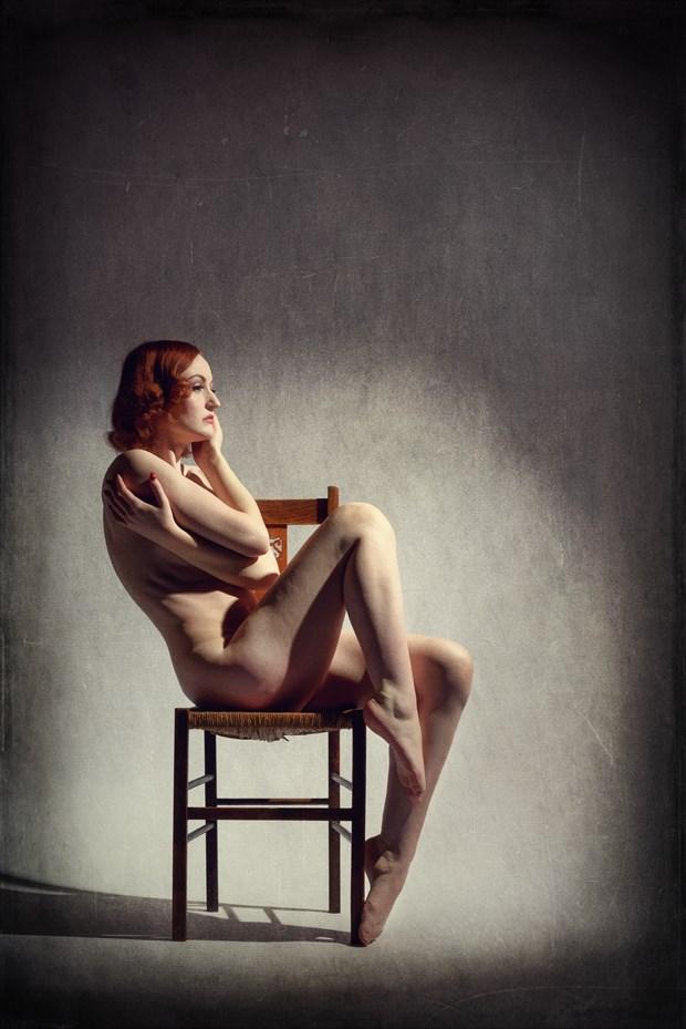 Anita Studio Lighting Photo by Photographer Rascallyfox