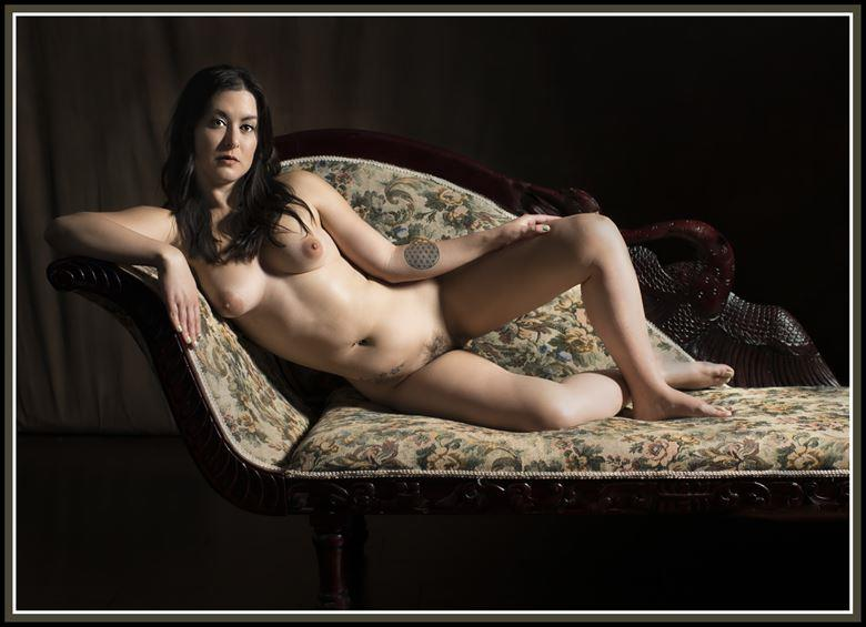 Anna Artistic Nude Photo by Photographer Tommy 2's