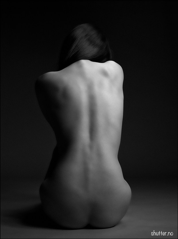 Anna2 Artistic Nude Photo by Photographer Jan Petter K