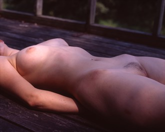 Anonymouse Nude, 2000 %232 Artistic Nude Photo by Photographer Leland Ray