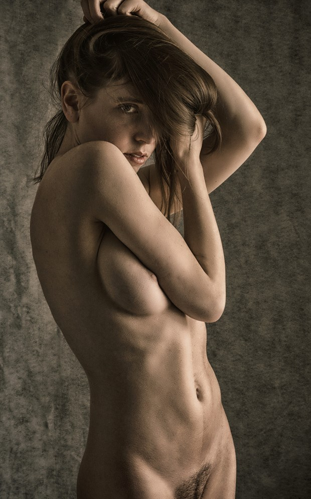 Another of the Magnifiant Melancholic Artistic Nude Photo by Photographer rick jolson