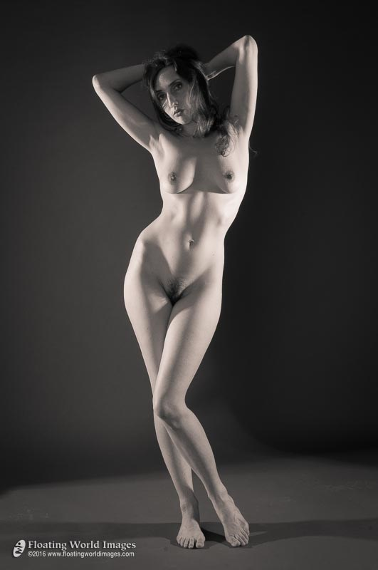 Anoush, figure study Artistic Nude Photo by Photographer Floating World Images