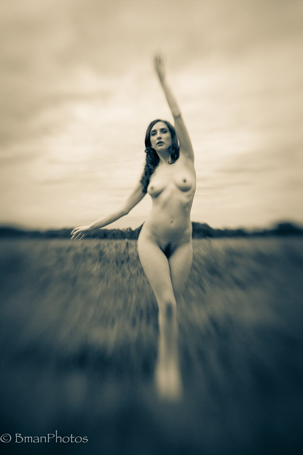 Anoush Anou Artistic Nude Photo by Photographer BmanPhotos