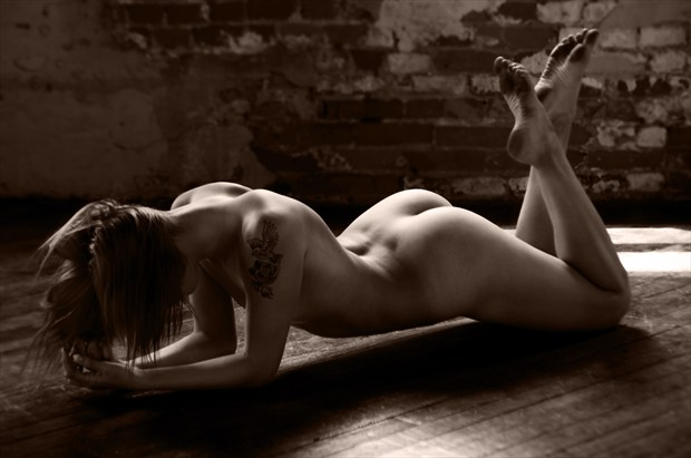 Anquish Artistic Nude Photo by Photographer Kor