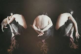 Answers Surreal Artwork by Photographer Katarzyna Wieczorek