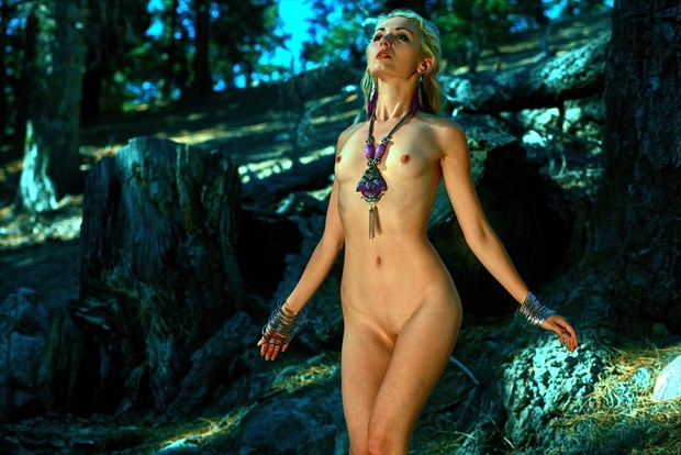 Aphrodite %22Lost In Paramour%22 Artistic Nude Photo by Photographer Muse Evolution Photography