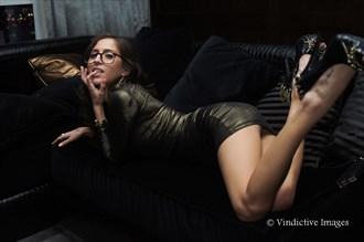 April Glamour Photo by Photographer Vindictive Images