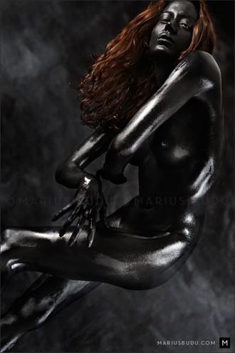 Araina Artistic Nude Photo by Photographer Marius Budu