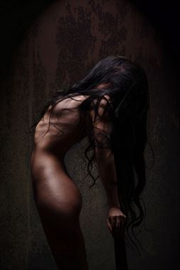 Arch Artistic Nude Photo by Photographer Eye Lens Light