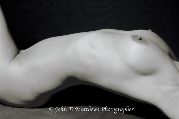Arch Artistic Nude Photo by Photographer John Matthews