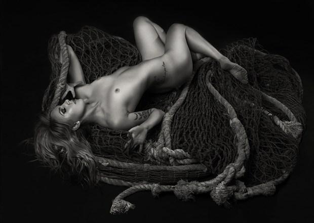 Ari Artistic Nude Photo by Photographer CG Photography