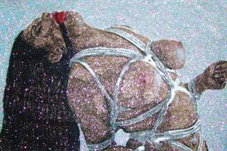Aria Giovanni Artistic Nude Artwork by Artist Richard Ian Cohen