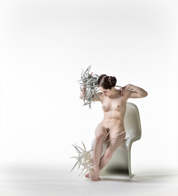 Art Decade (2014) Artistic Nude Photo by Photographer Billy Monday