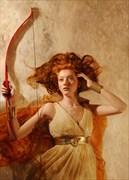 Artemis Cosplay Photo by Photographer Thomas Dodd