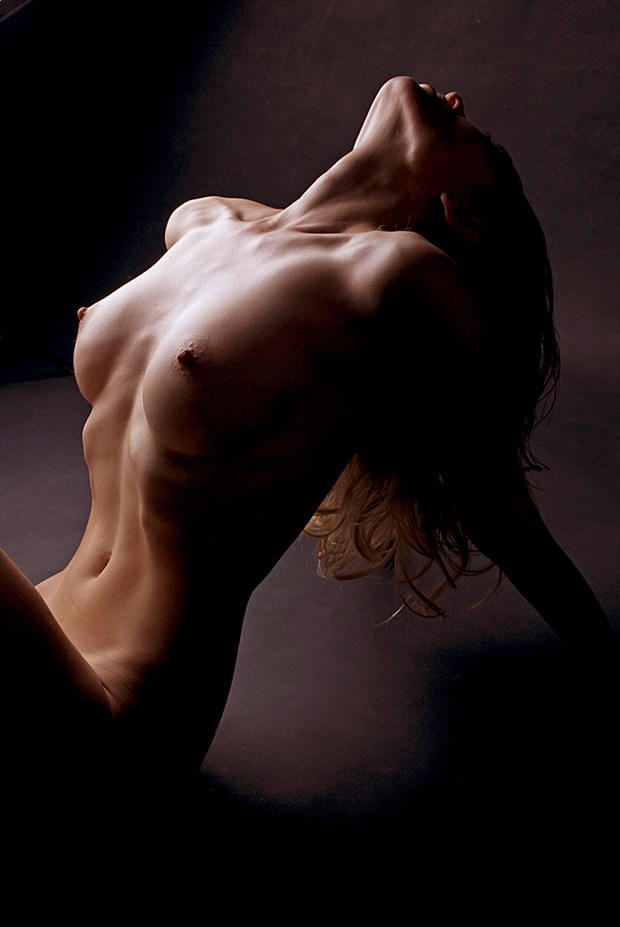 Artistic Arched Nude Artistic Nude Photo by Photographer lalphoto