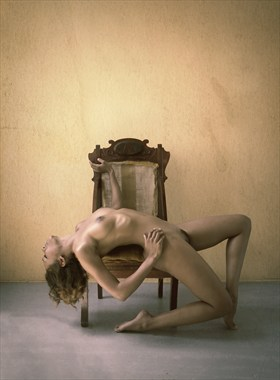 Artistic Nude Abstract Artwork by Artist The Abandoned Dream