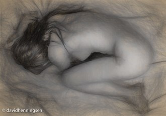 Artistic Nude Abstract Artwork by Photographer david428