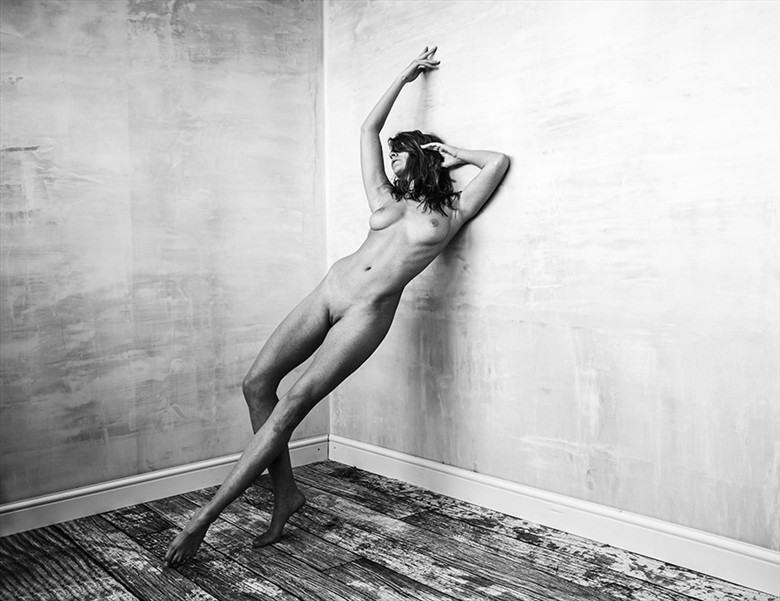 Artistic Nude Abstract Photo by Model Camilla Rose
