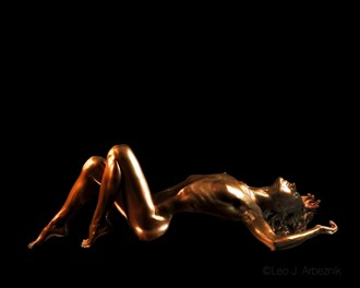 Artistic Nude Abstract Photo by Model Chelsea Jo