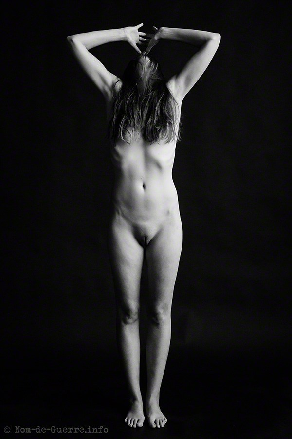 Artistic Nude Abstract Photo by Model Ember No%C3%ABlle