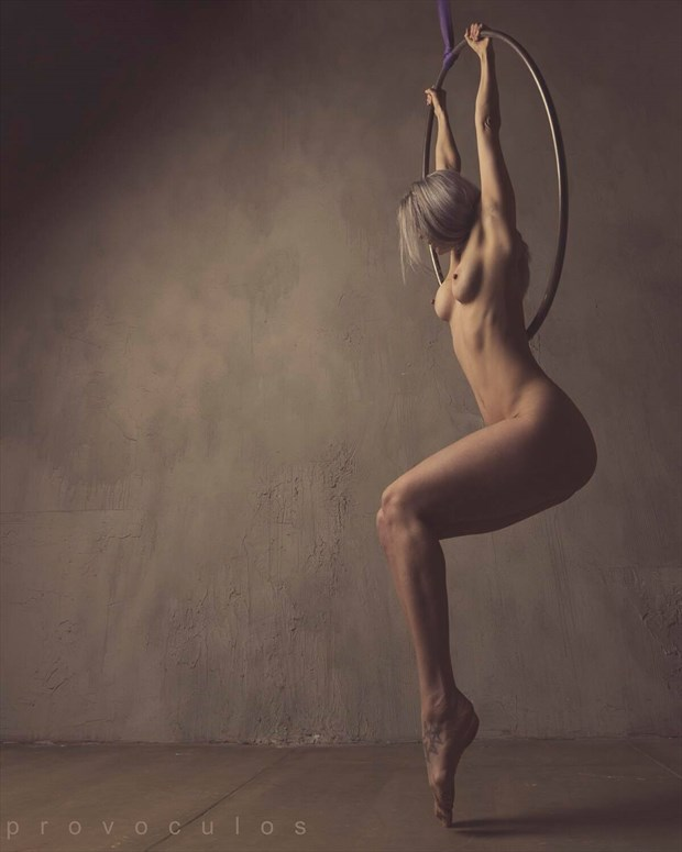 Artistic Nude Abstract Photo by Model Satya