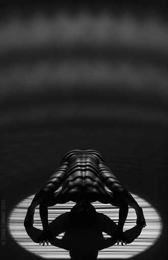 Artistic Nude Abstract Photo by Photographer Chris Conway
