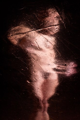 Artistic Nude Abstract Photo by Photographer Eric Frazer