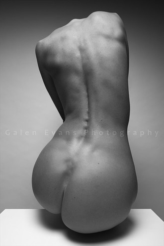 Artistic Nude Abstract Photo by Photographer Galen Evans