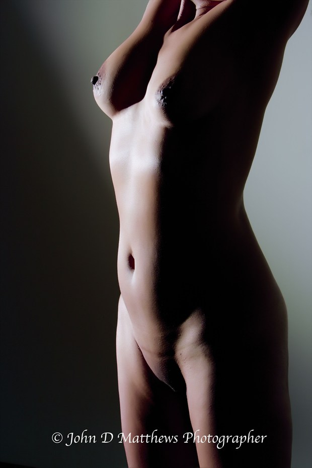 Artistic Nude Abstract Photo by Photographer John Matthews
