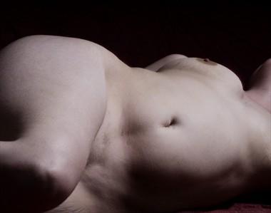 Artistic Nude Abstract Photo by Photographer Tony Aldridge