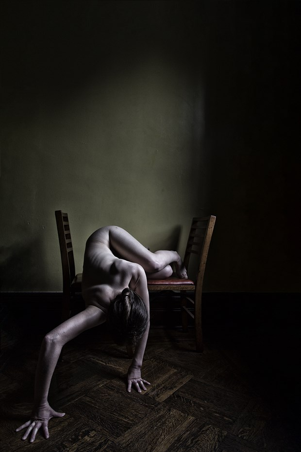 Artistic Nude Abstract Photo by Photographer paulwardphoto