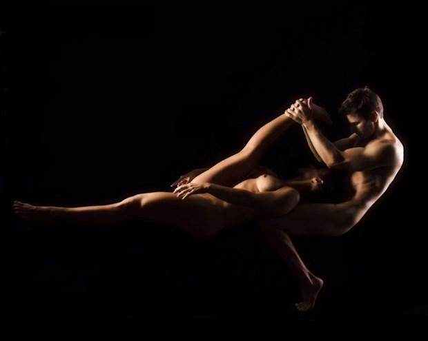 Artistic Nude Alternative Model Artwork by Model AnayaVivian