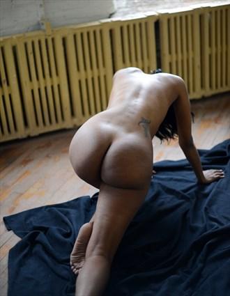 Artistic Nude Alternative Model Artwork by Model TShaw