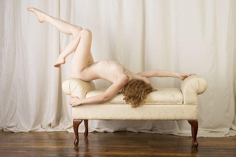 Artistic Nude Alternative Model Artwork by Model TaniRogue