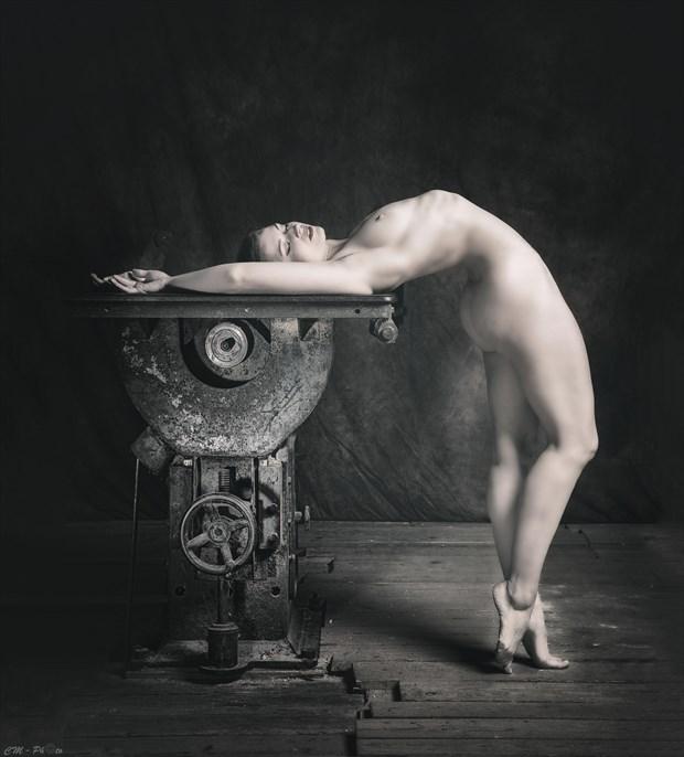 Artistic Nude Alternative Model Artwork by Photographer CM Photo