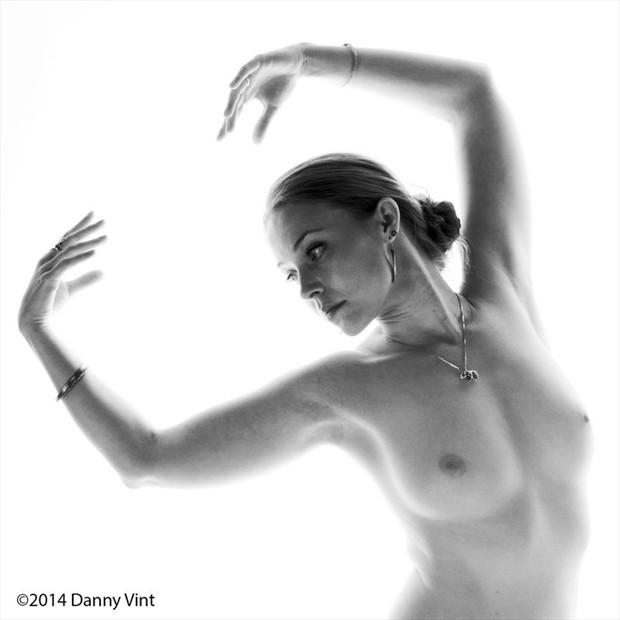 Artistic Nude Alternative Model Photo by Model AnudeMuse